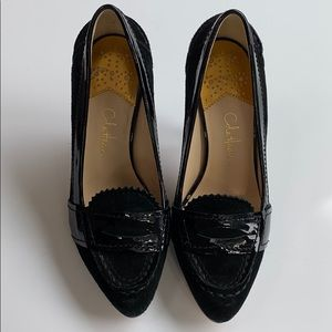 NWOT Cole Haan Penny Air Leather Heels